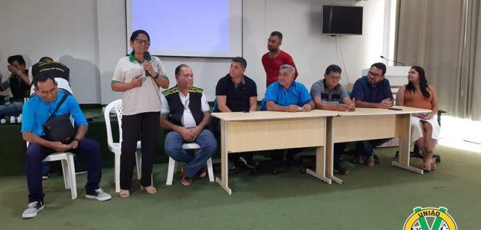 Curso de Manipulação de Alimentos é realizado pela Vigilância Sanitária e SMS de Vitória do Xingu
