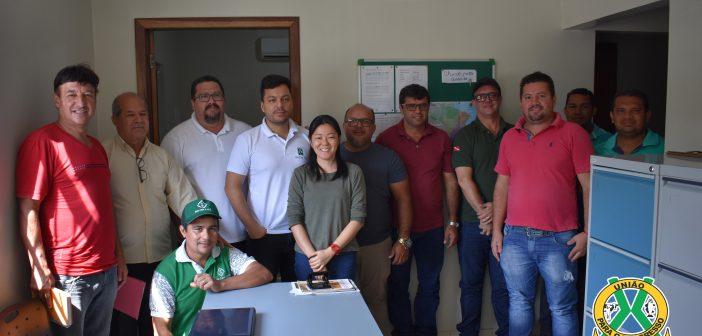 Câmara Municipal participa de reunião para dar apoio a COOPER AGRO na Criação de Peixes em Vitória do Xingu e Souzel