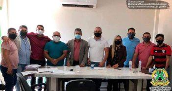 Câmara Municipal de VTX Encerra os Trabalhos Aprovando a LOA para o Exercício do Ano de 2021